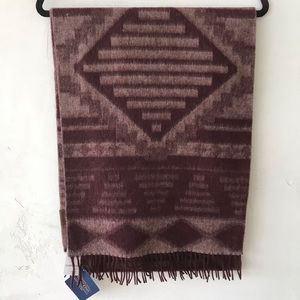 Pendleton Cedar Mountain Wool Scarf